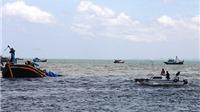 Vụ chìm tàu 3.000 tấn tại Hải Phòng: Đã cứu được thuyền viên cuối cùng