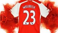 Welbeck kế thừa số áo của Bendtner và Arshavin ở Arsenal