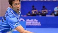 Giải cầu lông Việt Nam Open 2014: Tiến Minh thẳng tiến