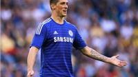 Áo số 9 'ma ám' của Torres bị tân binh Chelsea tẩy chay
