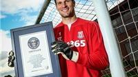 CẬP NHẬT tin tối 4/9: Begovic lập kỉ lục Guinness. Podolski 'ế khách' trong kỳ chuyển nhượng Hè