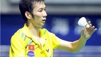 Giải cầu lông Việt Nam Open 2014: Tiến Minh vào tứ kết