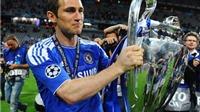 Lampard: 'Tiếc quá, tôi đi mà chưa kịp chào CĐV Chelsea'