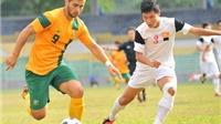 U19 Việt Nam 1-0 U19 Australia: Công Phượng lập siêu phẩm giúp U19 Việt Nam giành chiến thắng