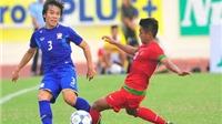 U19 Indonesia – U19 Thái Lan 2-6: Người Thái khởi đầu như mơ