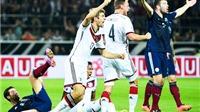 Đức - Scotland 2-1: Người hùng Mueller giải cứu tuyển Đức