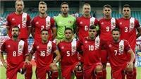 Đội hình của đội bóng lần đầu dự vòng loại EURO: Cảnh sát, lính cứu hỏa, nhân viên hải quan, thợ điện, nhân viên giao hàng…