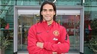Người cũ của Man United hoài nghi Falcao