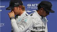 Nội chiến đội đua Mercedes: Nico Rosberg trong sức ép