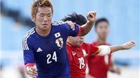 U19 Nhật Bản - U19 Thái Lan 2-1: U19 Nhật Bản thắng dễ