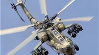 Trực thăng vũ trang Mi-28 đầu tiên của Iraq cất cánh
