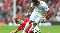 Daley Blind ra mắt Man United: Thông minh, ung dung ở vị trí tiền vệ trụ