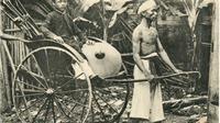Bài 3: Những design mới trong giao lưu văn hóa Đông Tây - Xe tay và xích lô