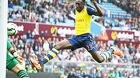Aston Villa 0-3 Arsenal: Chỉ cần 3 phút 15 giây bắn phá, Arsenal hạ Aston Villa