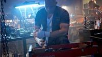 Vin Diesel gây sốt với ảnh hậu trường Fast and Furious 7