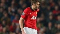Michael Carrick là giải pháp cho hàng thủ Man United