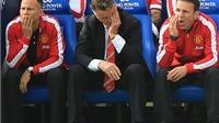 Man United trải qua cơn bão chấn thương 'tệ nhất trong lịch sử'
