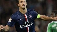 Ibrahimovic là thủ lĩnh trong phòng thay đồ ở PSG