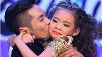 Cô bé 'hạt tiêu' Linh Hoa đăng quang Bước nhảy hoàn vũ nhí