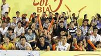 Rầm rộ chuẩn bị Cup Bia Saigon 2014