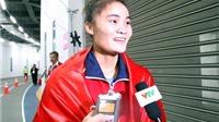 Quách Thị Lan giành HCB chạy 400m nữ