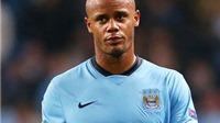 Kompany: Man City chẳng việc gì phải bận tâm đến Chelsea