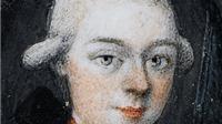 Đấu giá bức vẽ chân dung quý hiếm của Mozart