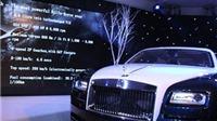 BSH bảo hiểm cho dòng xe siêu sang Rolls-Royce tại Việt Nam