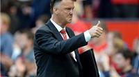 Van Gaal tự tin sẽ không bị Man United sa thải
