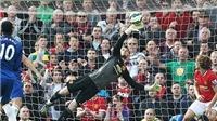 Đội hình xuất sắc nhất Premier League tuần qua: Có De Gea nhưng không có Diego Costa, Di Maria,
