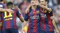 CẬP NHẬT tin sáng 8/10: Barca có thể bị cấm chơi ở Liga. Vidal bị Juventus phạt. 'Hazard là Messi của Chelsea'