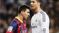 Ronaldo: 'Ganh đua với Messi là một phần cuộc đời tôi'. Chelsea không sai trong vụ Courtois