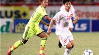 16h00 ngày 11/10: U19 Việt Nam – U19 Nhật Bản: Dưới áp lực ngàn cân