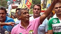 Cựu danh thủ Romario trúng cử Thượng Nghị sỹ: Sự tái sinh của một huyền thoại