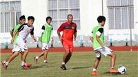 HLV Graechen vẫn lạc quan với U19 Việt Nam