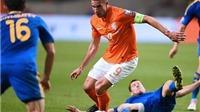 VIDEO: Afellay, Huntelaar và Van Persie giúp Hà Lan đánh bại Kazakhstan
