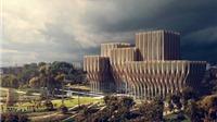 Công bố thiết kế bảo tàng tội ác diệt chủng ở Campuchia