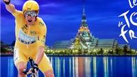 Thái Lan muốn tổ chức Tour de France: Dùng thể thao 'kích cầu' du lịch