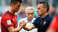 CẬP NHẬT tin chiều 13/10: Ronaldo 'kêu oan' vụ sa thải HLV Bồ. Messi bị đồn tính đường rời Barca