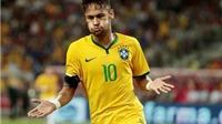 Neymar lập poker, VƯỢT QUA tiền bối Bebeto trên bảng vàng bàn thắng