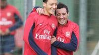 Arsenal: Không Oezil, hãy tin vào Cazorla