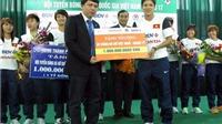 Lọt vào bán kết ASIAD, tuyển nữ Việt Nam nhận hơn 2 tỷ đồng