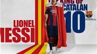 10 thống kê đặc biệt về 10 năm thi đấu chuyên nghiệp của Messi