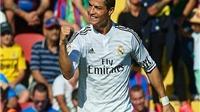 Levante 0-5 Real Madrid: Ghi cú đúp, Ronaldo xuất sắc nhất lịch sử Liga sau 8 vòng đầu