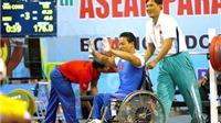 ASIAN Para Games II ngày thi đấu thứ nhất: Chờ 'vàng' của Lê Văn Công