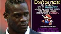 Balotelli nhận nhiều tin nhắn kỳ thị nhất ở Premier League