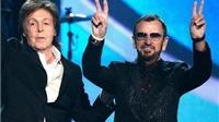 Thành viên cuối cùng của nhóm nhạc Beatles được tôn vinh