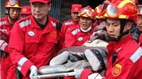 """Động đất Nepal: Trung Quốc, Ấn Độ tranh thủ """"ngoại giao cứu trợ"""""""