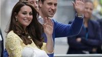 Vợ chồng Hoàng tử William: Mê bỉm sữa hơn cuộc sống nhung lụa