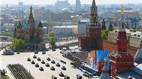 Mãn nhãn với cuộc duyệt binh lịch sử mừng ngày chiến thắng ở Moskva
